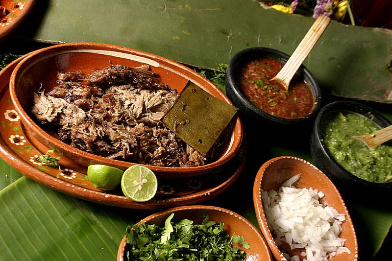 Receta barbacoa mexicana recetas de cocina f ciles - Fotos de barbacoas ...