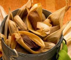 receta tamales