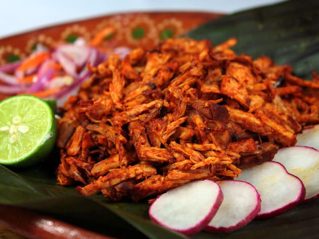 Pollo pibil | Recetas de cocina Fáciles, Rápidas y Saludables