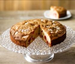 Receta pastel de cereza