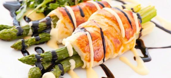 Pollo con esp rragos recetas de cocina f ciles r pidas for Comidas faciles y saludables