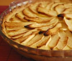 Tarta de Manzana - Para Diabéticos