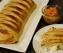 Strudel de espinaca y queso