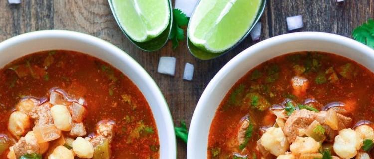 Receta de Pozole mexicano: Jalisciense, michoacano y de Colima