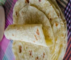 Tortillas de Harina receta