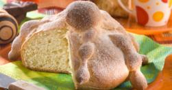 Receta pan de muerto