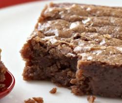 recete brownies chocolate