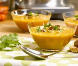 Puré de Zanahoria: Recetas para diabéticos
