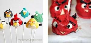 Paletas Angry Birds